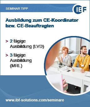 Seminar Ausbildung zum CE-Koordinator